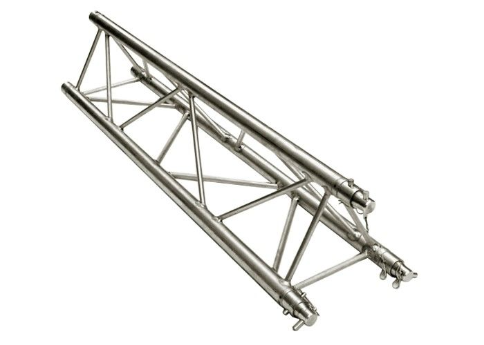 Custom Length Aluminium Stage Truss Display Stand Truss For Exhibition Show
