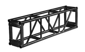 High Technical Welder Aluminum Square Truss structure For Outdoor Or Indoor Equipment