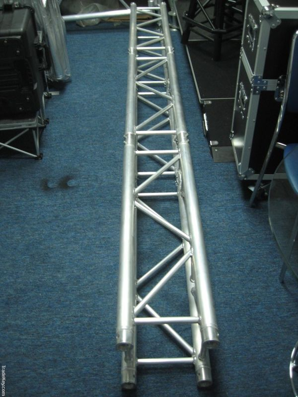 Aluminum Stage Truss 0.5m to 4m Length With Material Aluminum 6082-T6