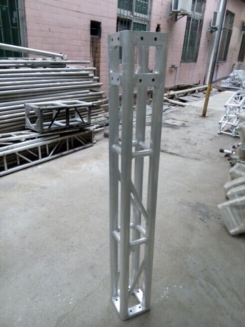 1.5m Mini Aluminum Stage Truss , Non-toxic Light Duty Truss